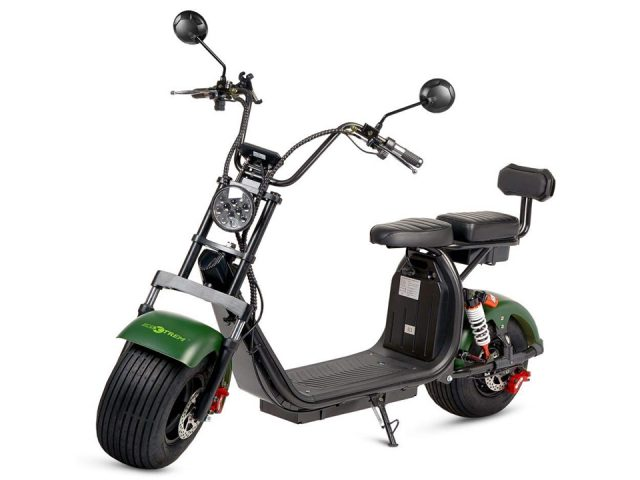 Ecoxtrem Chopper City Coco completo