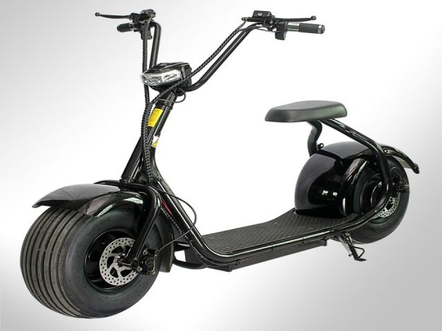 Raycool 1000W Chopper negro