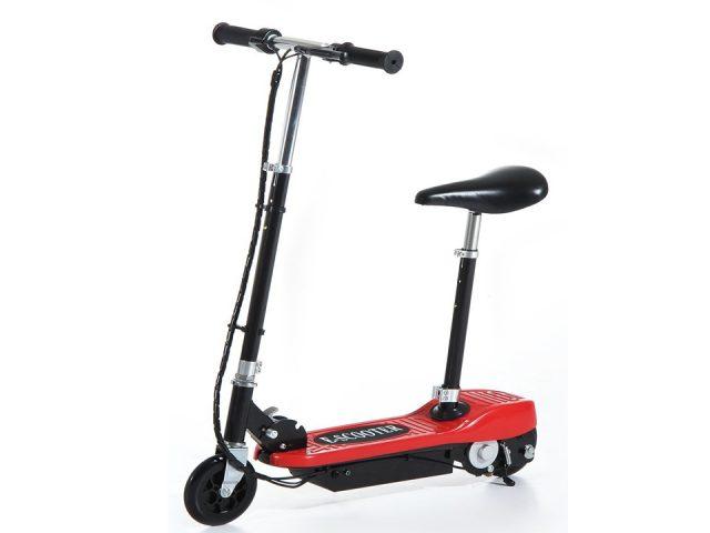Homcom E-Scooter completo