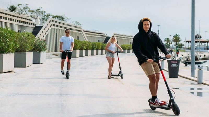 Compra o alquiler de patinete eléctrico