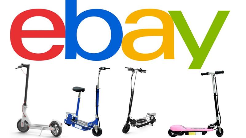 Patinetes eléctricos ebay