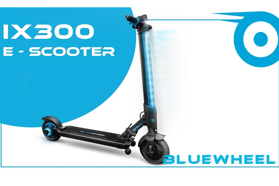 Patinete eléctrico Bluewheel IX300 E-Scooter