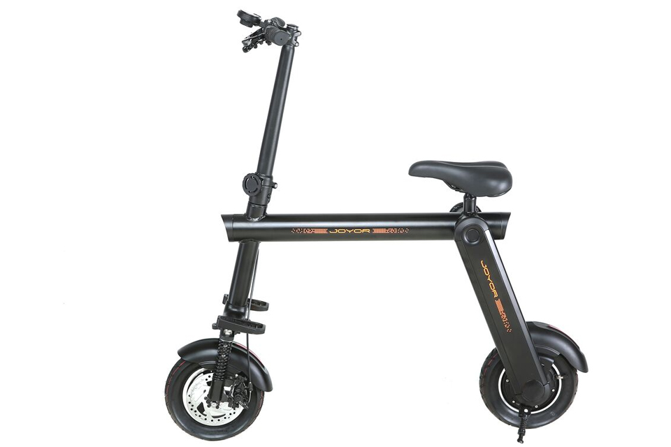 Joyor Mbike desplegado