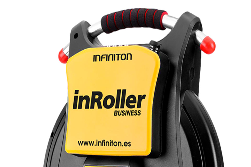 Infinition In Roller