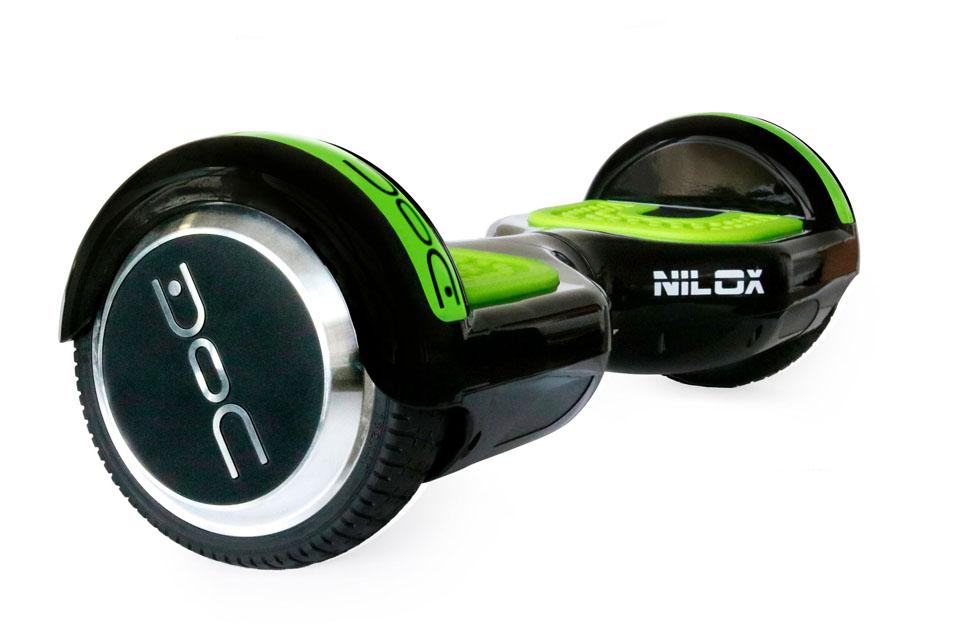 Nilox DOC ruedas