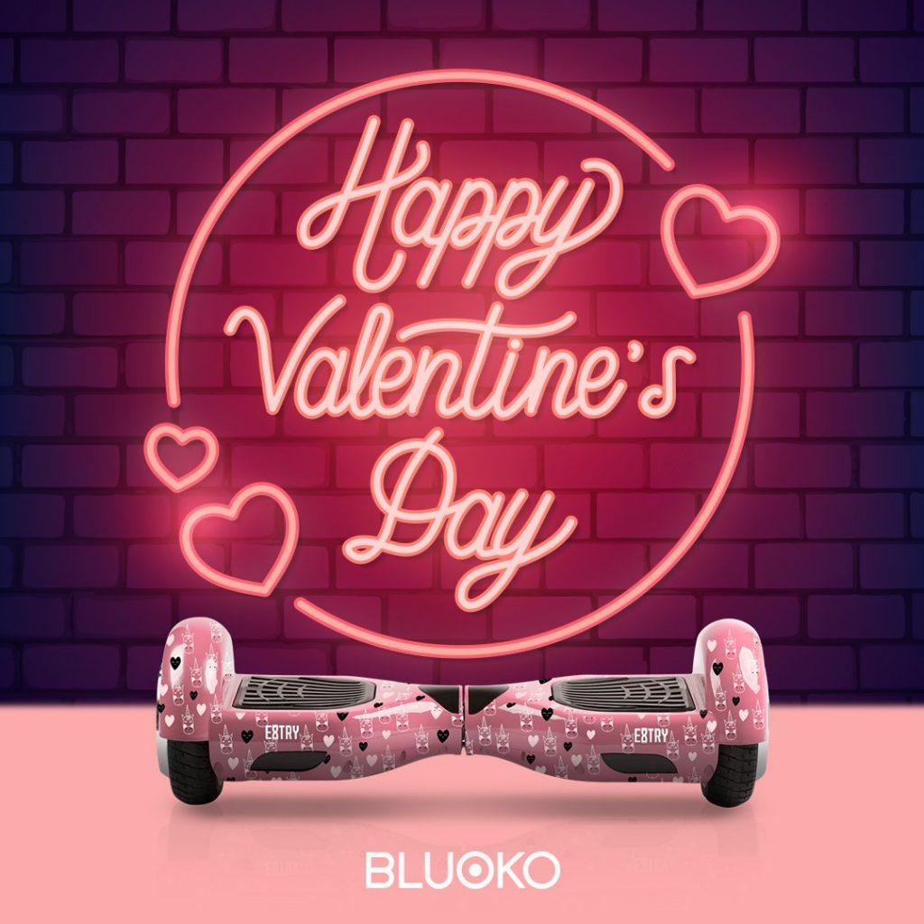 Bluoko rosa