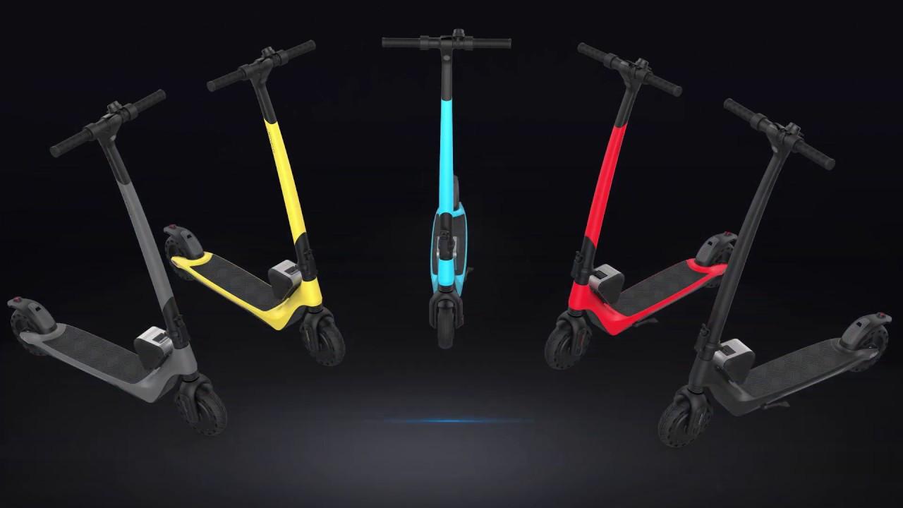 Joyor scooter