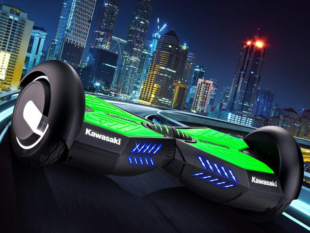 Kawasaki hoverboar